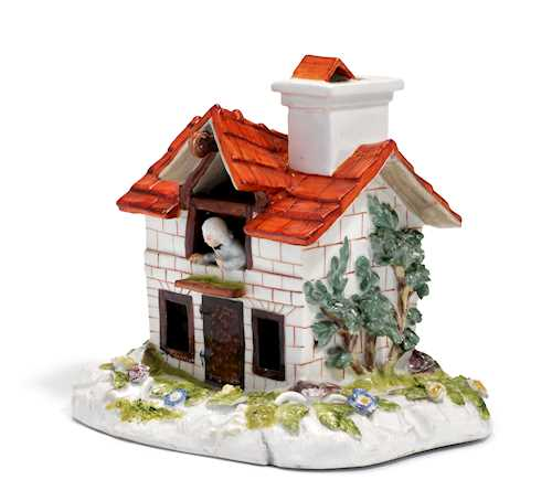 MODEL OF A FARMHOUSE