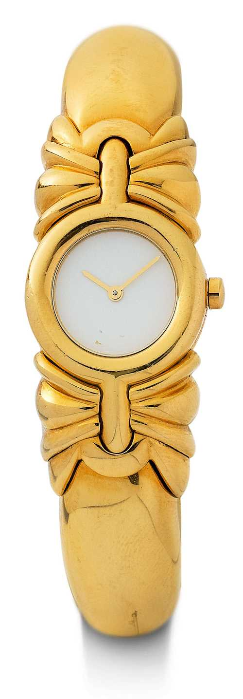 "Bulgari, extravagant wristwatch ""Parentesi"", 2001."