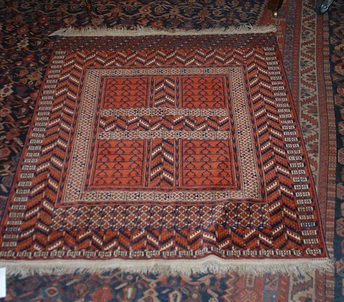 TEKKE ENGSI old. Good condition 150x110 cm.