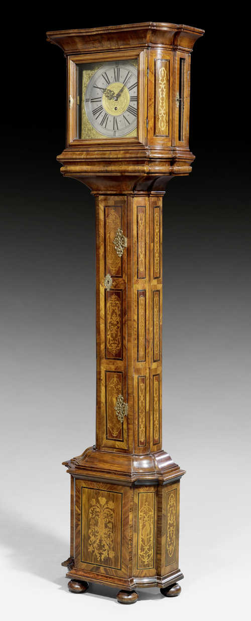 LONG-CASE CLOCK,