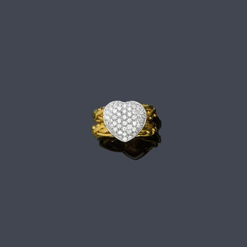 BRILLANT-GOLD-RING.