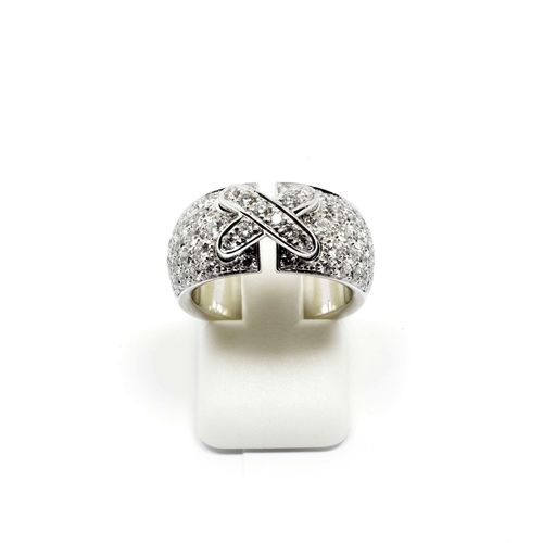 DIAMANT-RING, CHAUMET.