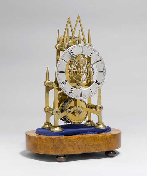 SKELETON CLOCK,