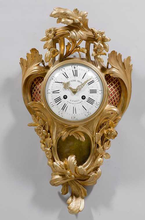 CARTEL CLOCK,