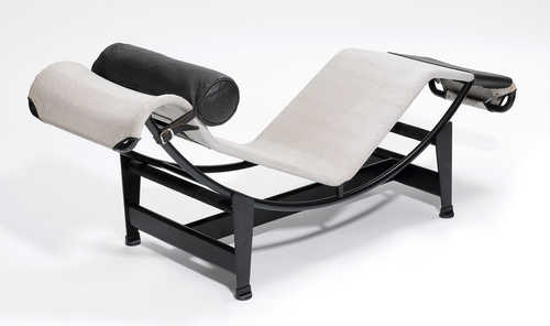 Le corbusier pierre jeanneret charlotte perriand liege for Chaise longue b306