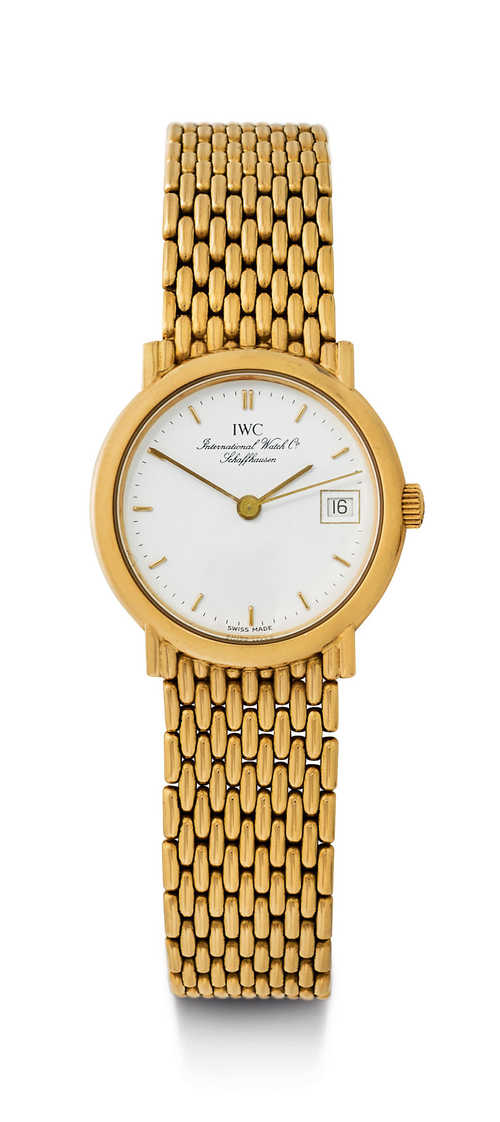 IWC Lady's Wristwatch Portofino, 1986.