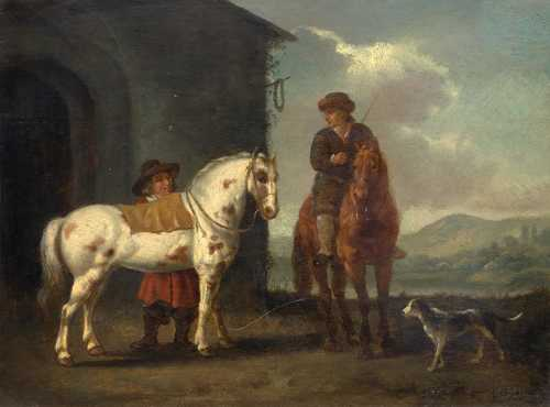 Follower of CUYP, ALBERT