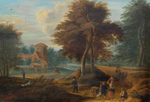 Circle of BREDAEL, PEETER VAN
