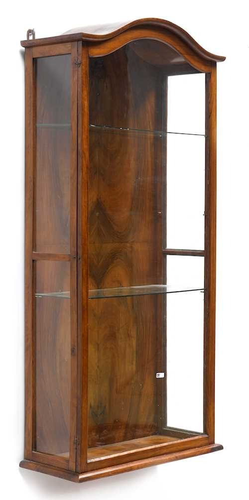 WALL-MOUNTED VITRINE CABINET