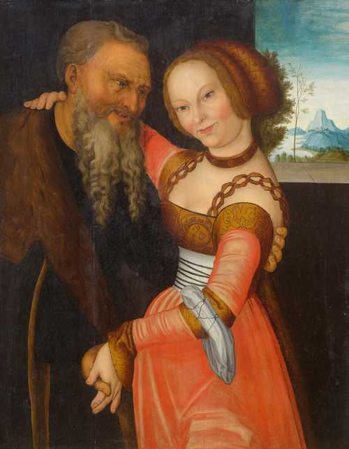 Probably 19th/20th century copy after CRANACH, LUCAS the Elder