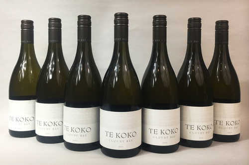 7 bts Marlborough Te Koko Cloudy Bay 2010