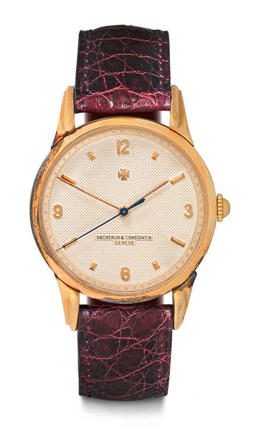 Vacheron Constantin Gentleman's Watch, ca. 1948.