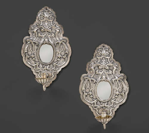 PAIR OF SCONCES,