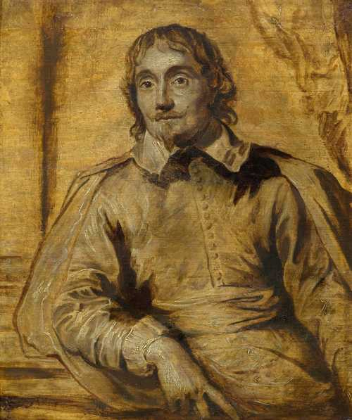 17th century follower of DYCK, ANTHONIS VAN