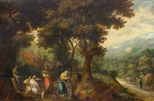 Circle of CONINXLOO, GILLIS VAN