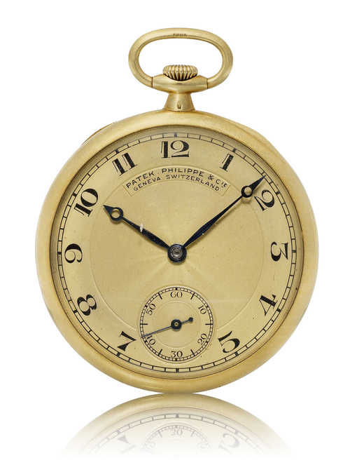 Patek Philippe Dress Watch, 1923.