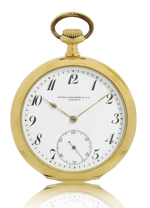 Patek Philippe Pocket Watch, ca. 1915.