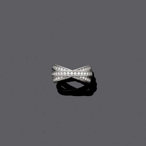 DIAMOND RING, by CARTIER.