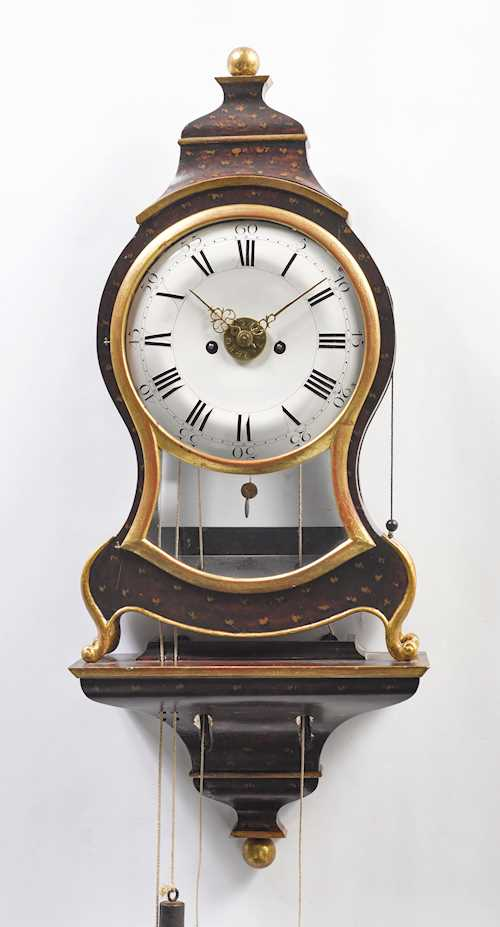 PENDULUM CLOCK WITH ALARM,