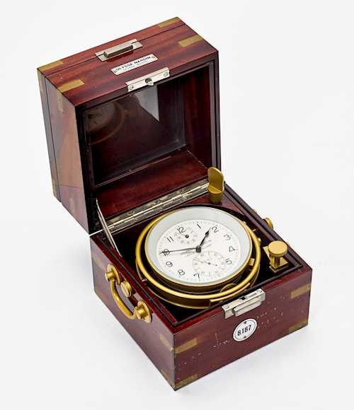 SHIP'S CHRONOMETER,