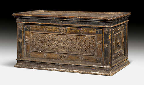 A PAINTED CHEST,