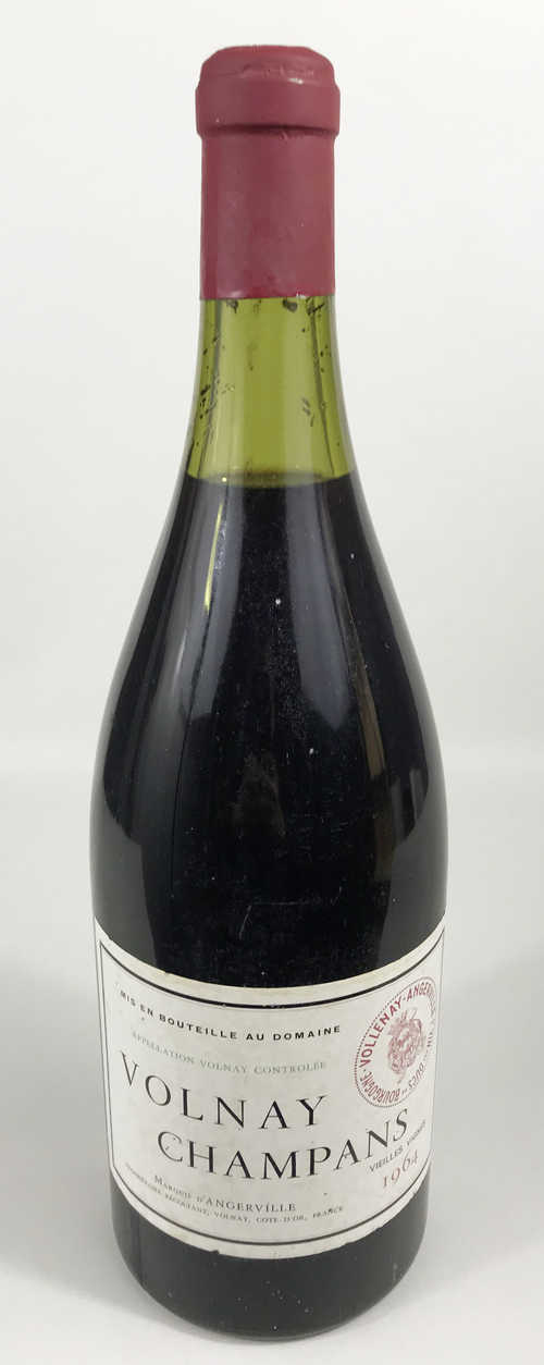 1 mag Volnay Champans Marquis d'Angerville 1.5 L 1964
