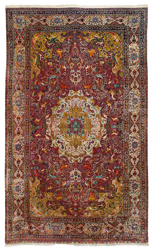 TABRIZ SILK old.
