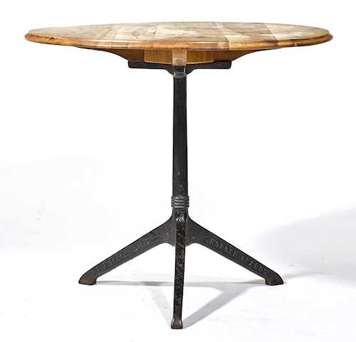 ROUND BISTRO TABLE,