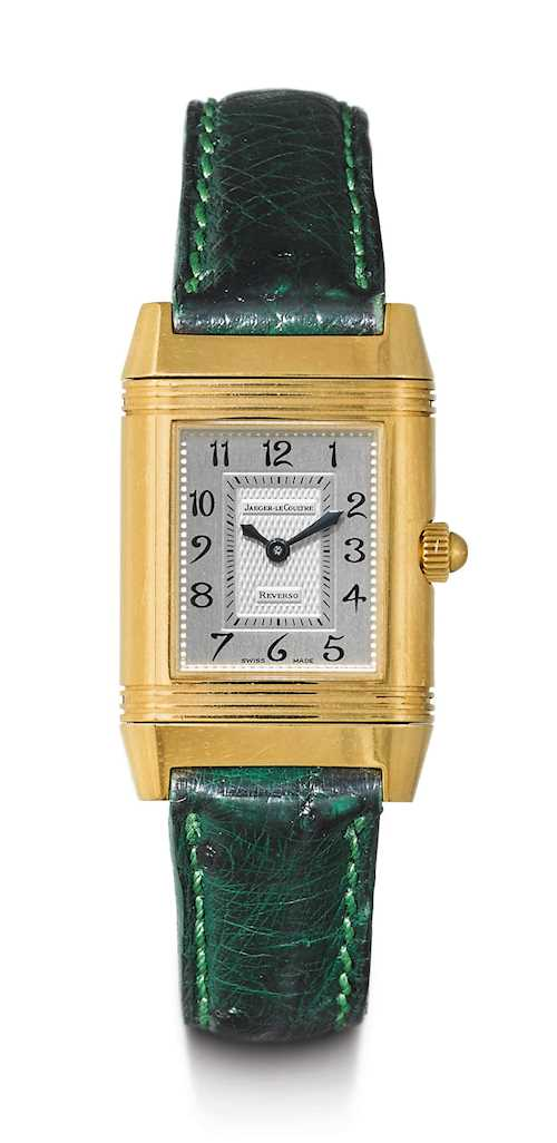Jaeger le Coultre Reverso Duetto.