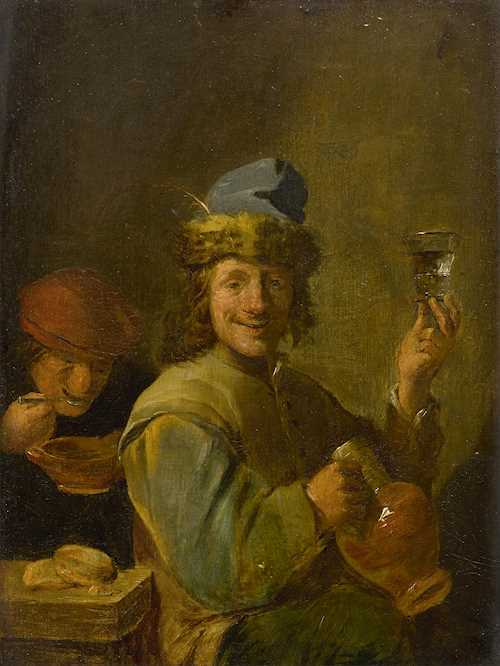 Follower of DAVID TENIERS the Younger