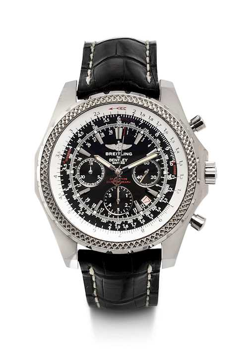 "Breitling. Exclusive and extremely rare ""Breitling for Bentley"", 2004."