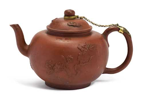 TEA POT IN THE  YIXING STYLE