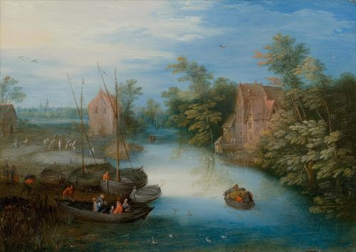 JAN BRUEGHEL the Younger
