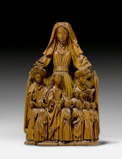 ALTAR FEATURING SAINT ANNE / THE HOLY KINSHIP,